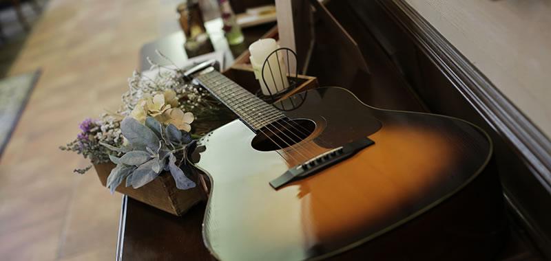 写真:楽器